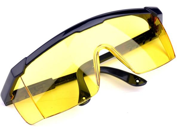 Oculos EPI com lente de plastico